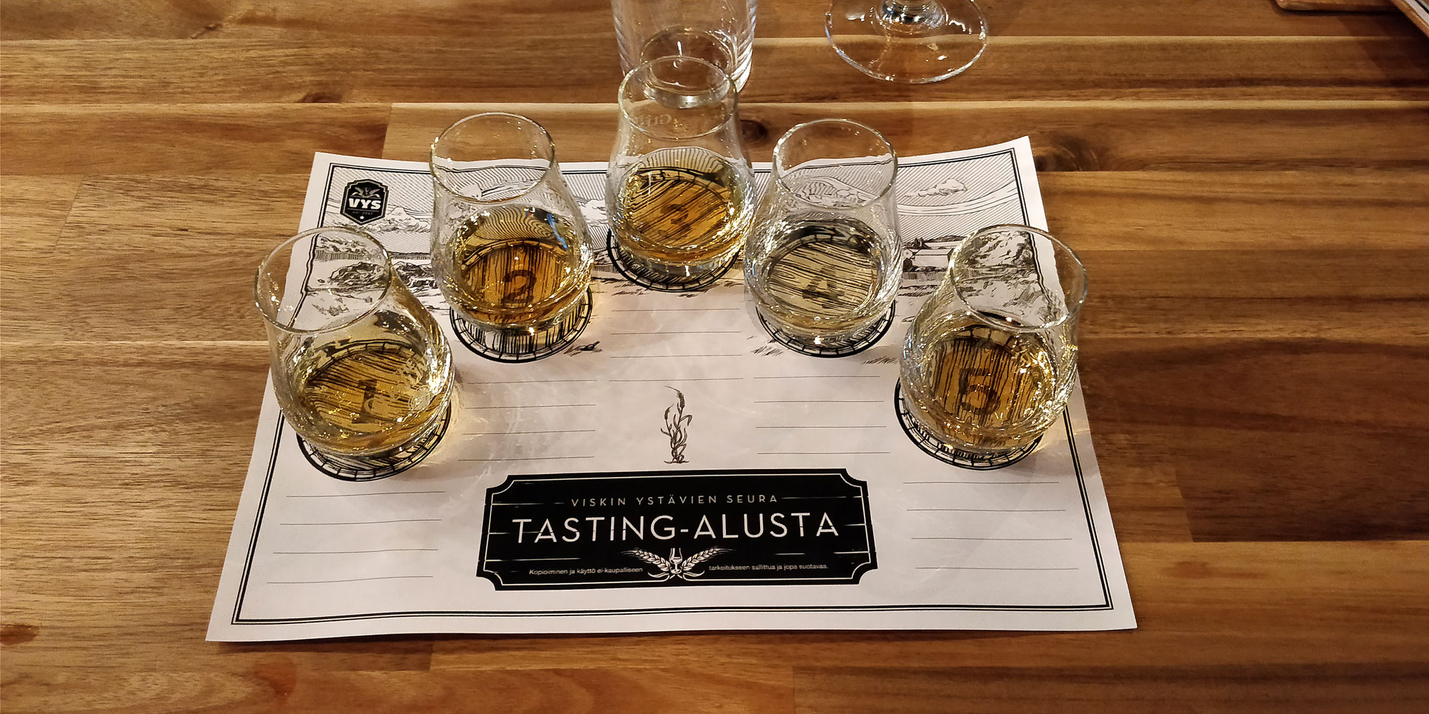 Viski tasting3